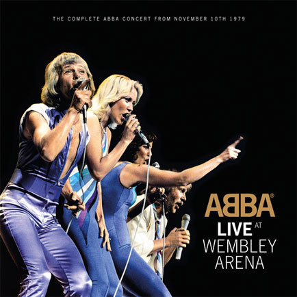 ABBA LIVE AT WEMBLEY ARENA 2CD