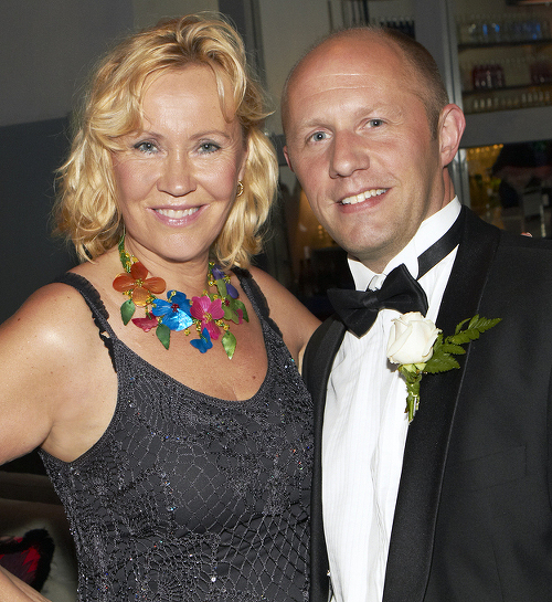 agnetha and bjorn relationship questions