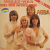 Voulez-Vous/Does Your Mother Know coloured vinyl 12 inch single France 1979