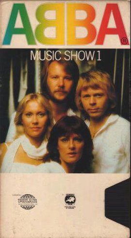 Resultado de imagen de ABBA Music Show 1 - the video