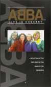 ABBA Live In Concert VHS 1993